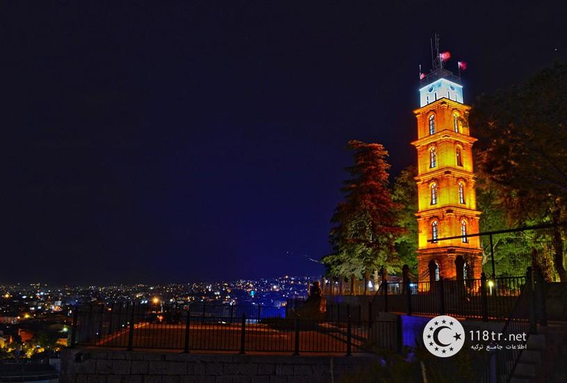 برج ساعت بورسا 1