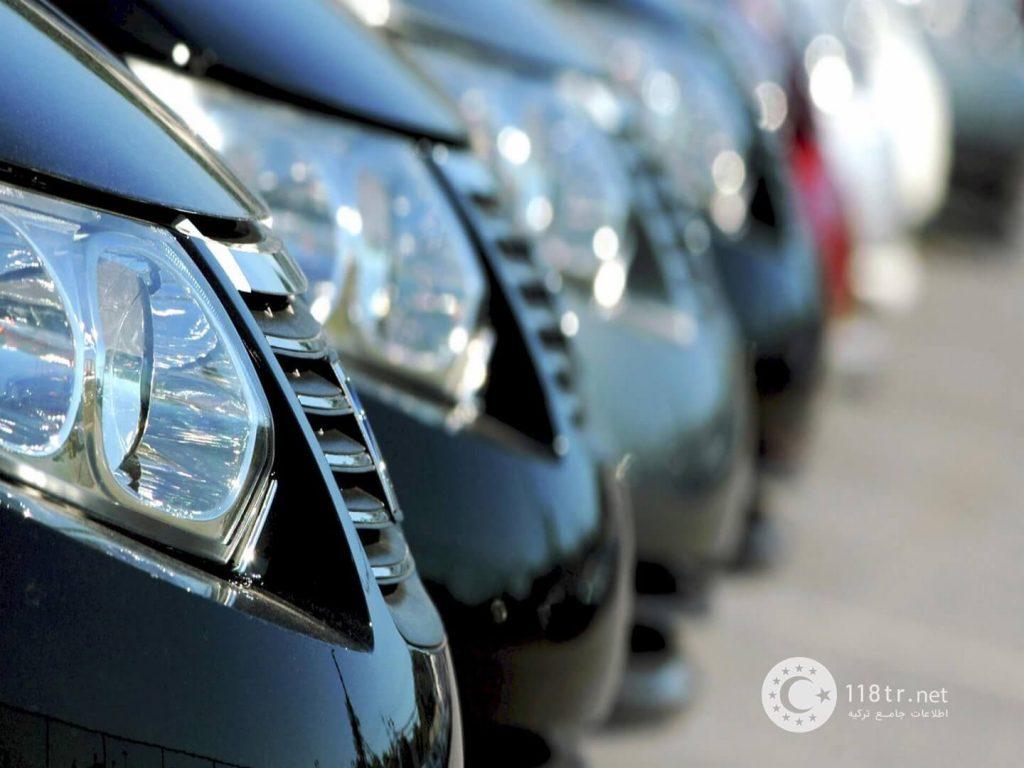 اجاره خودرو در ترکیه 1