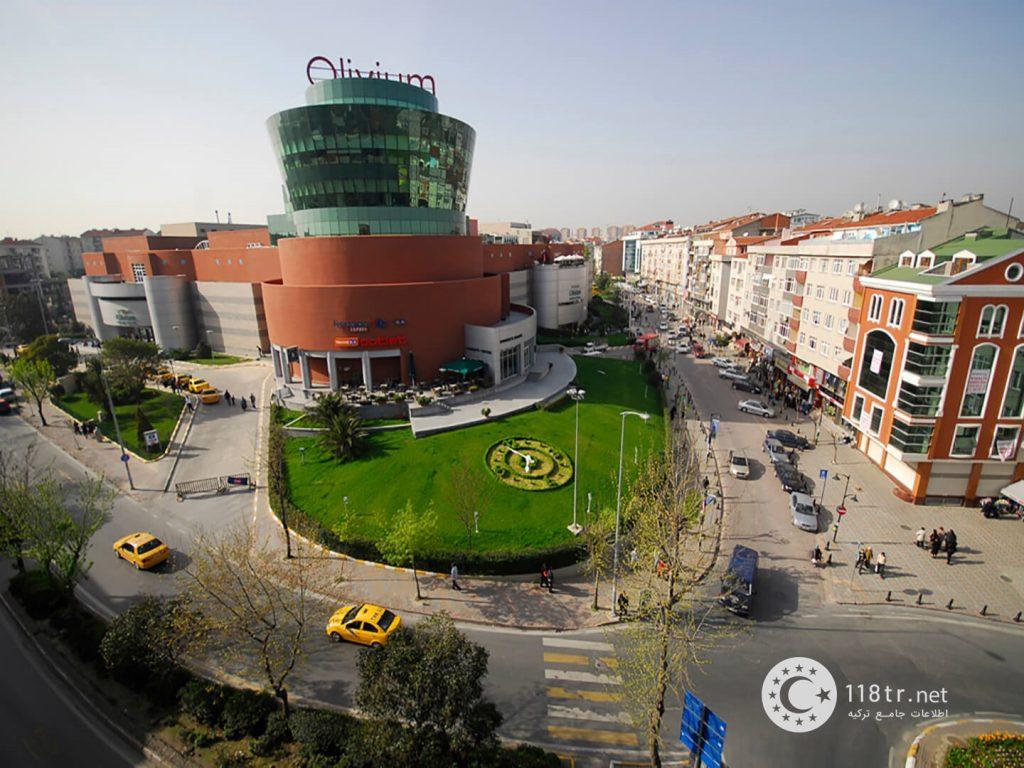 بازار عمده پوشاک استانبول 1