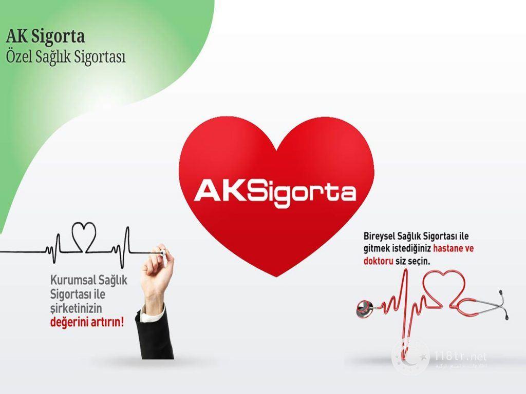 شرکت های بیمه درمانی در ترکیه 2