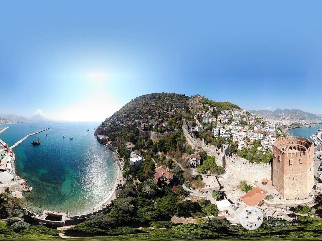 بهترین شهرهای ترکیه برای سفر در نوروز ۹۹ 5