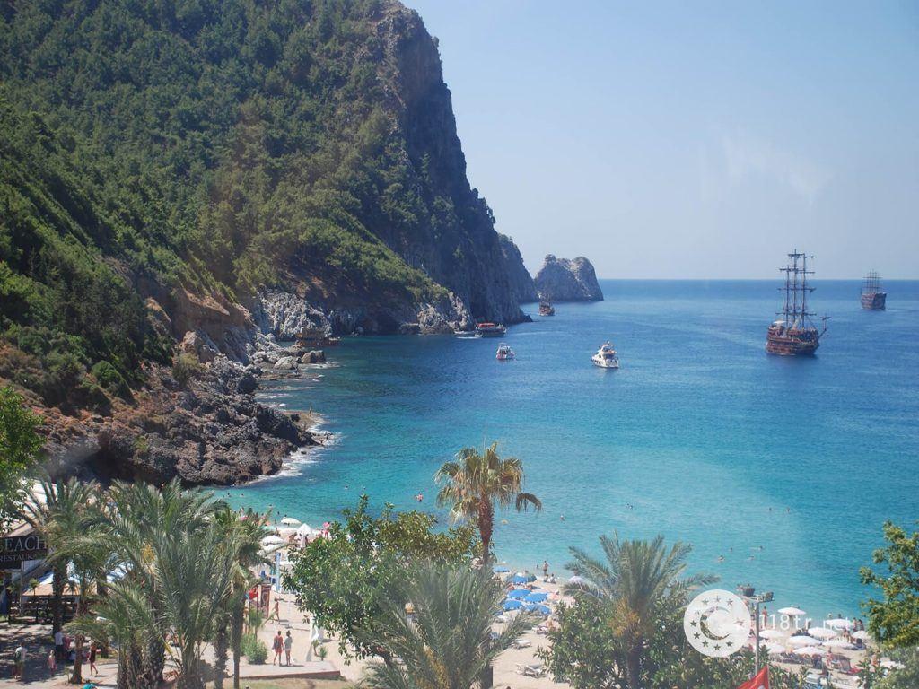 بهترین سواحل ترکیه 11