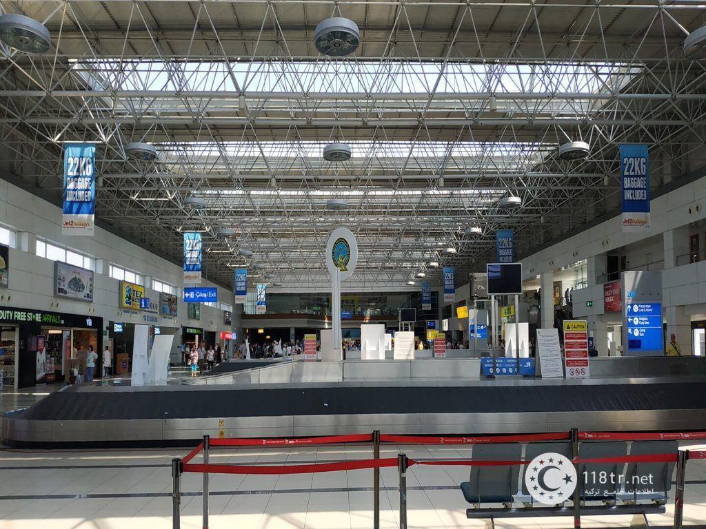 مهم ترین فرودگاه های ترکیه 10
