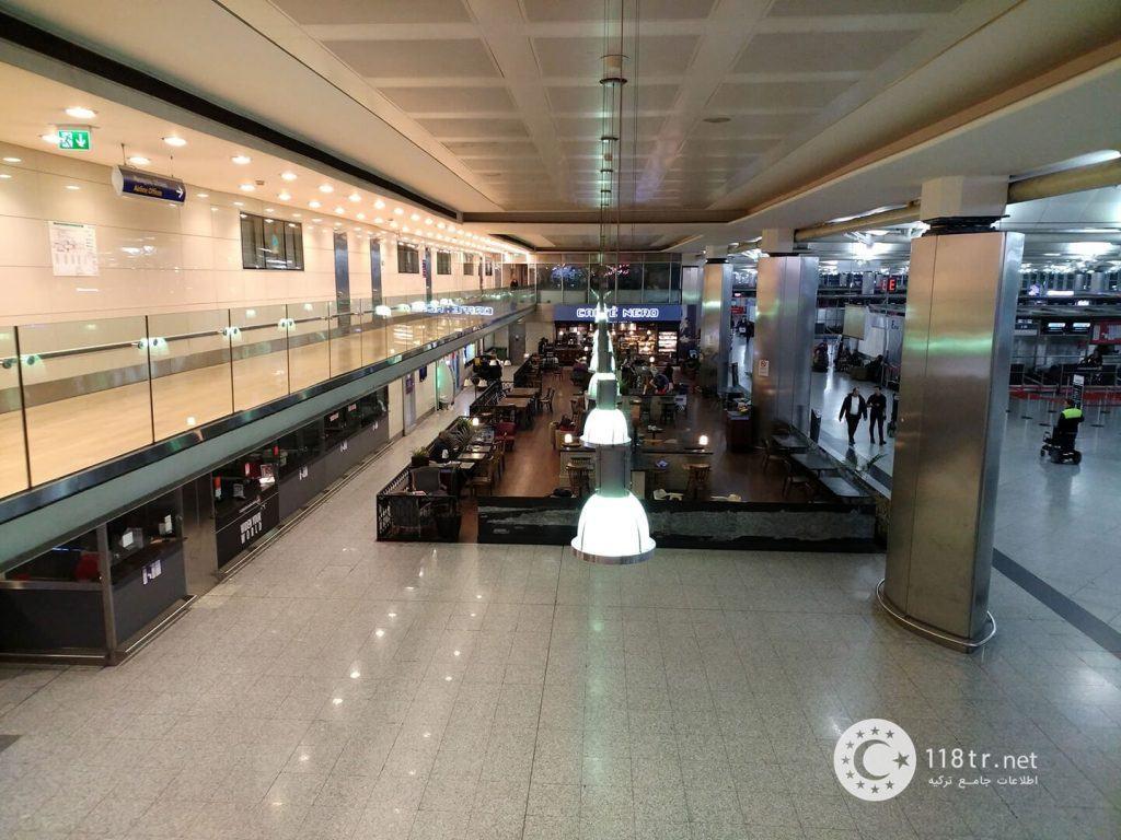 فرودگاه های ترکیه