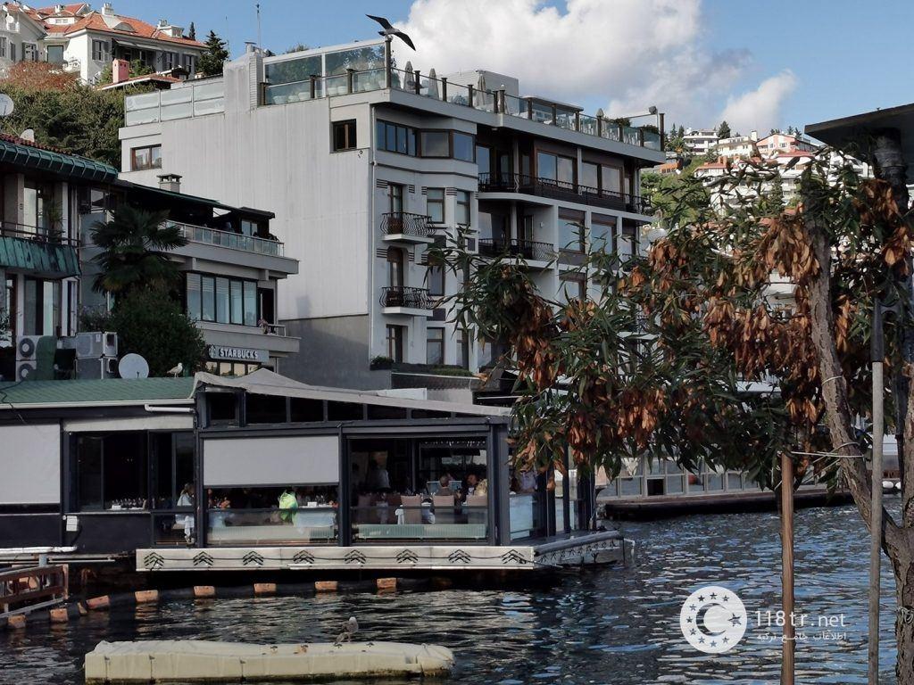 قیمت آپارتمان در ببک استانبول 1