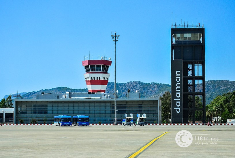 مهم ترین فرودگاه های ترکیه 16
