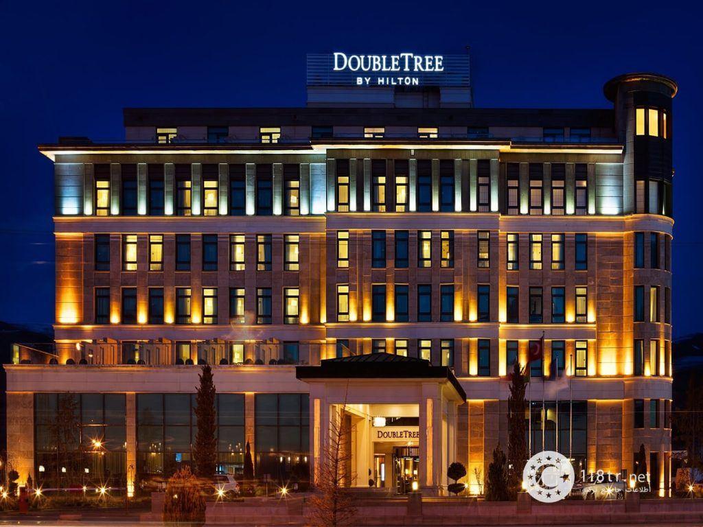 بهترین هتل های وان ترکیه 1