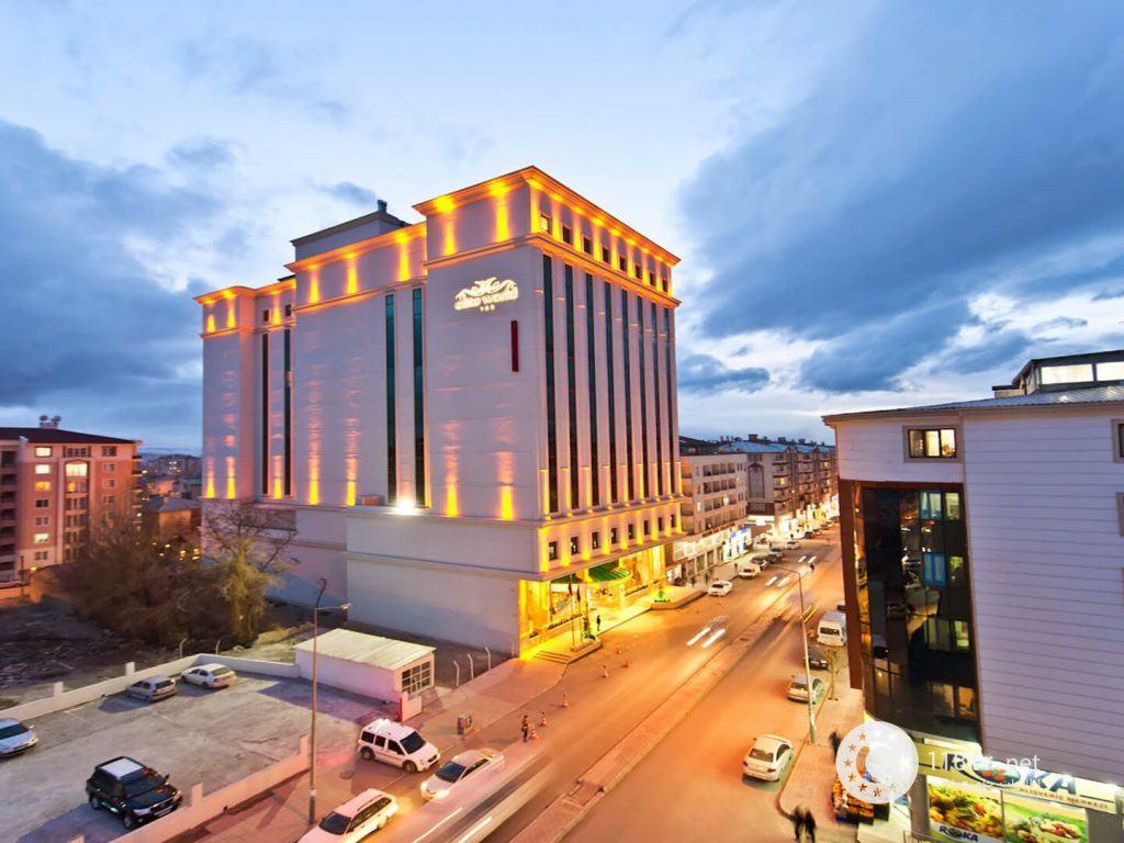 بهترین هتل های وان ترکیه 2