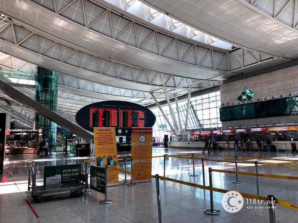 مهم ترین فرودگاه های ترکیه 9