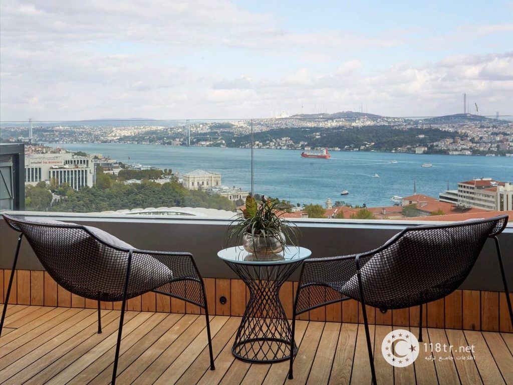 بهترین هتل های میدان تقسیم استانبول 3