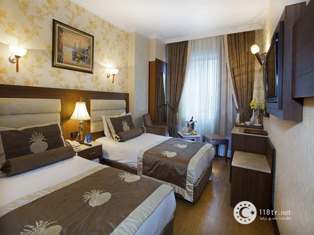 هتل های نزدیک میدان تکسیم 7