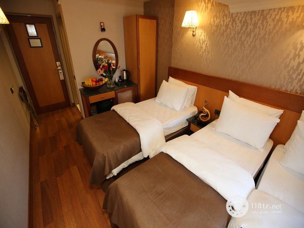 بهترین هتل های میدان تقسیم استانبول 8