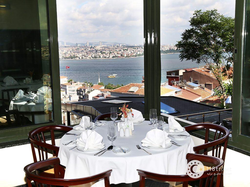 بهترین هتل های میدان تقسیم استانبول 6