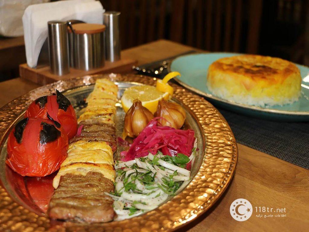 رستوران های ایرانی در استانبول 1