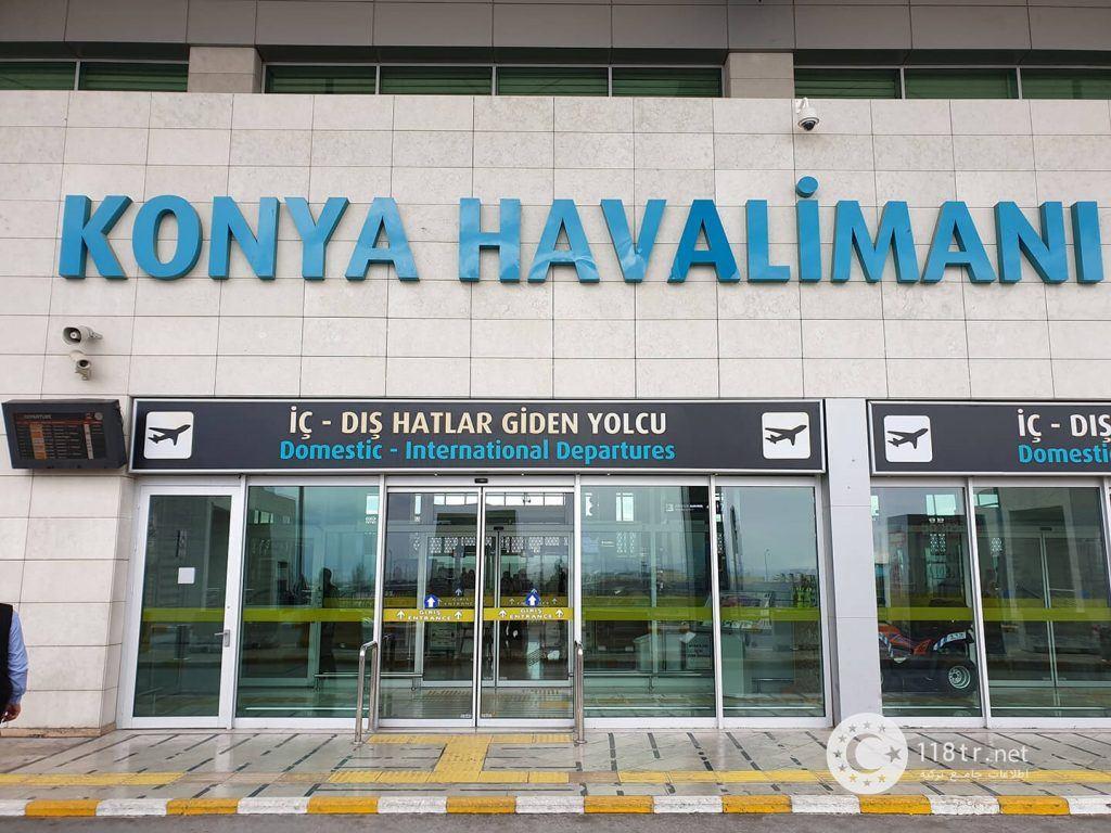 مهم ترین فرودگاه های ترکیه 13