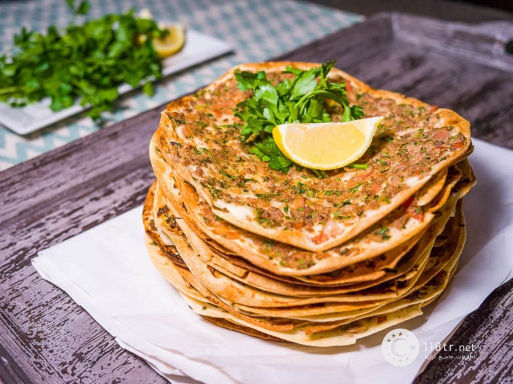 معروف ترین غذاهای ترکیه 1