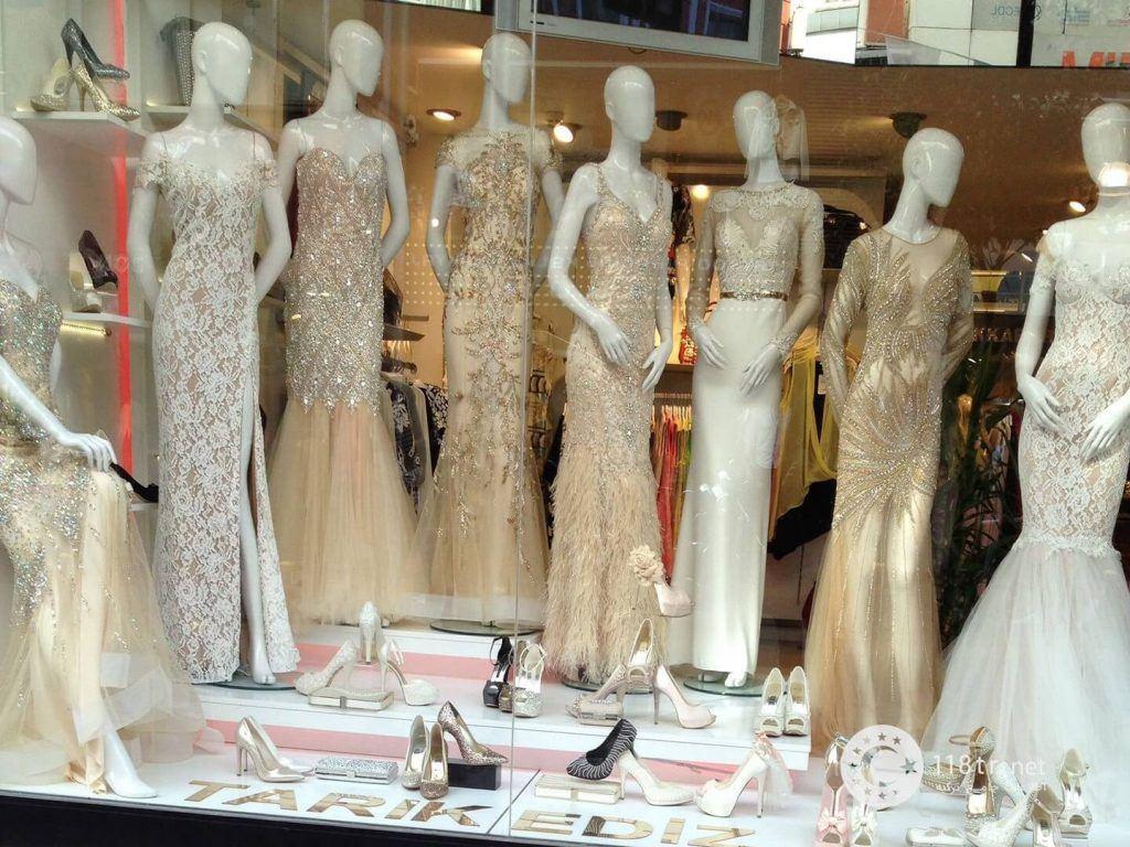 خرید لباس مجلسی از استانبول 5