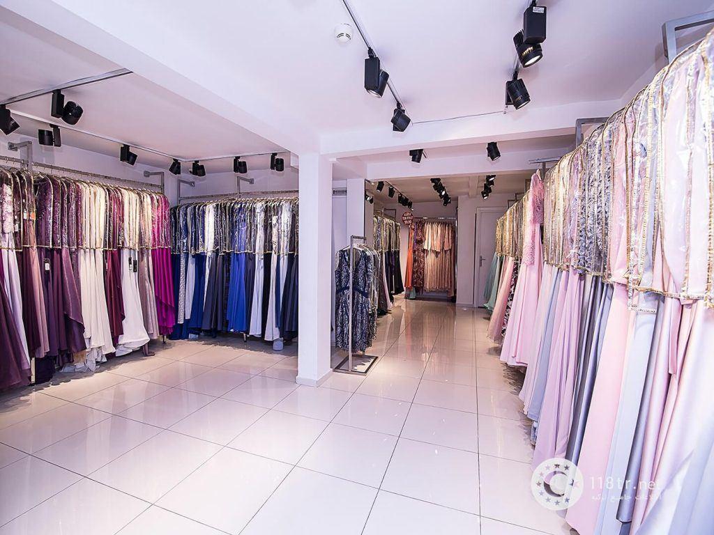 خرید لباس مجلسی از استانبول 8