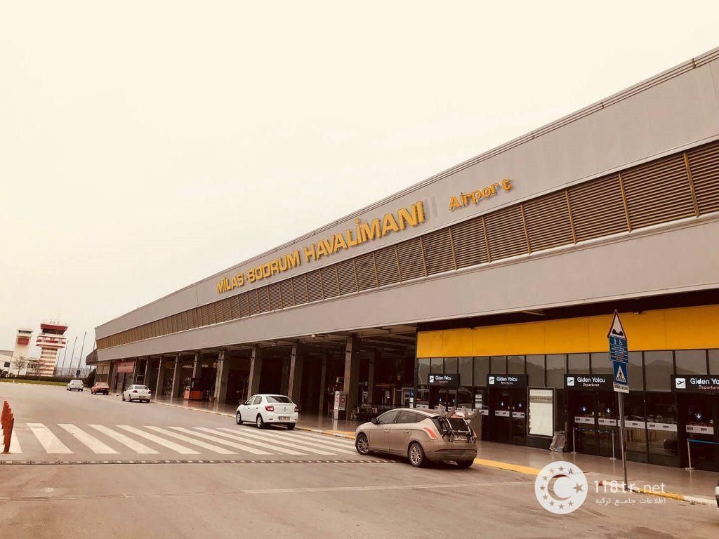 مهم ترین فرودگاه های ترکیه 12