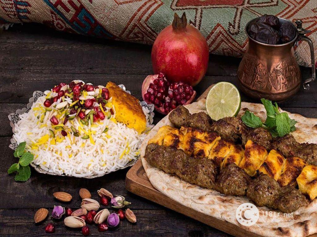 رستوران های ایرانی در استانبول 2