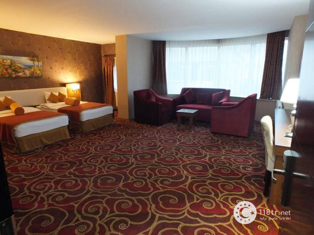 بهترین هتل های وان ترکیه 5