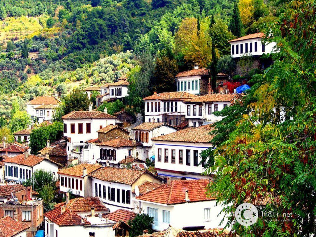 شیرینجه، دهکده قدیمی یونانی ها در ازمیر 8