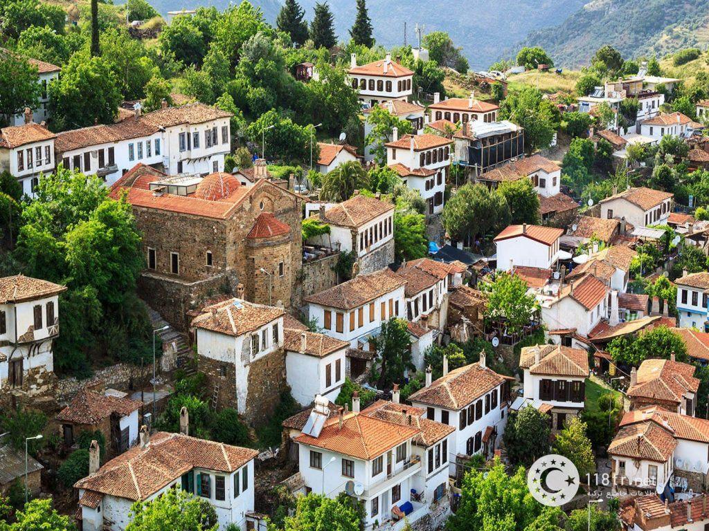 شیرینجه، دهکده قدیمی یونانی ها در ازمیر 9
