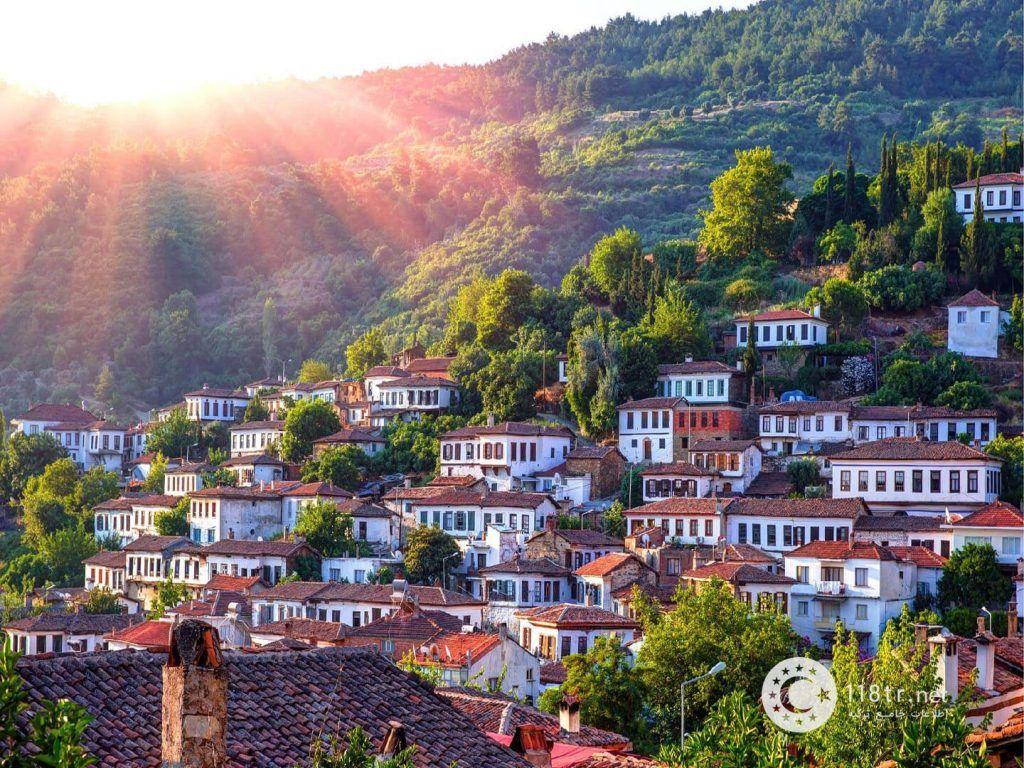 شیرینجه، دهکده قدیمی یونانی ها در ازمیر 1