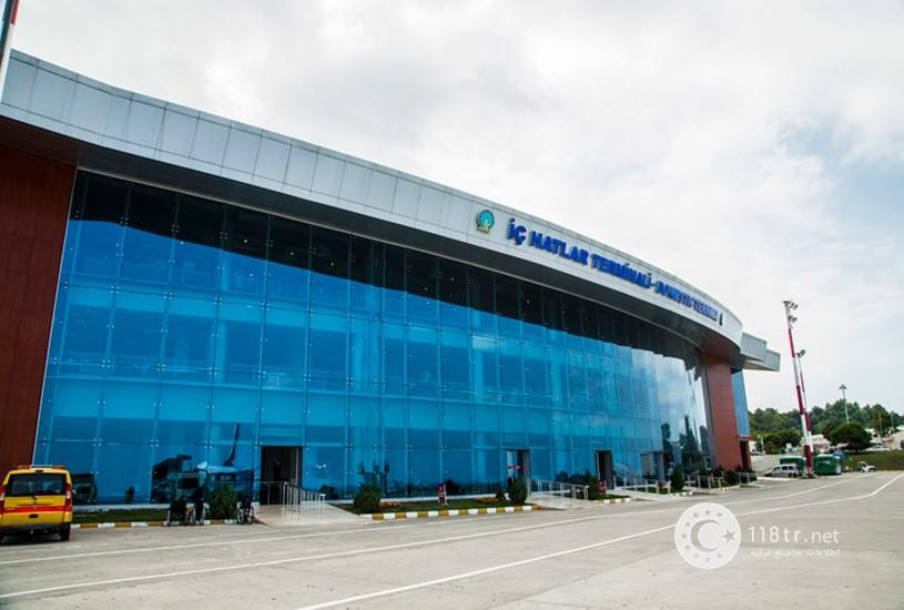 مهم ترین فرودگاه های ترکیه 17