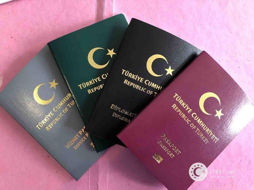 پاسپورت ترکیه و کشورهای بدون ویزا 1