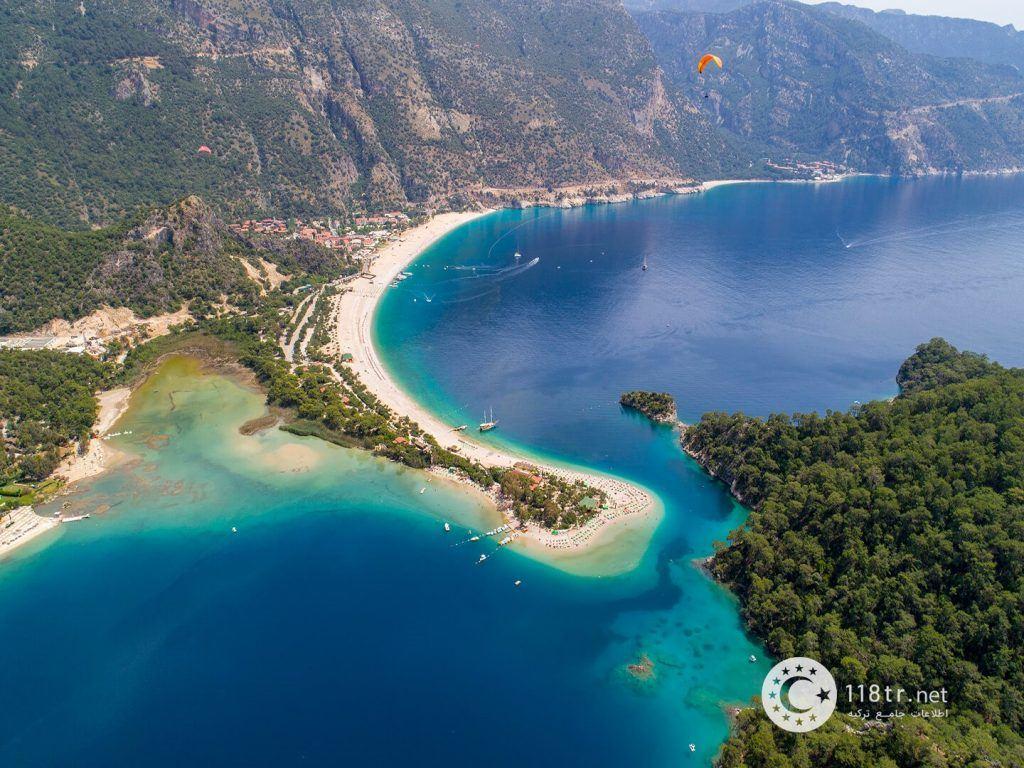 بهترین سواحل ترکیه 1