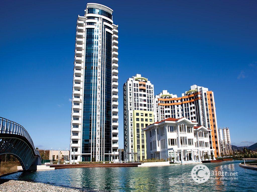 شرکت های ساختمانی معروف در ترکیه 2
