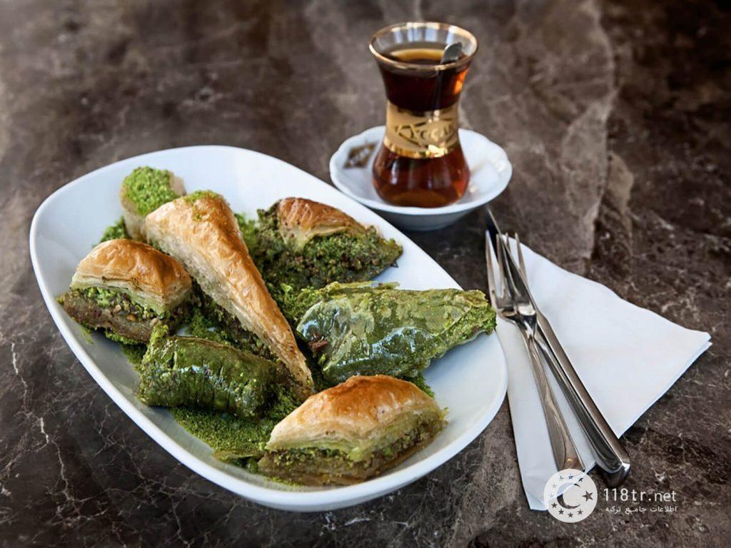بهترین باقلوای ترکیه 3