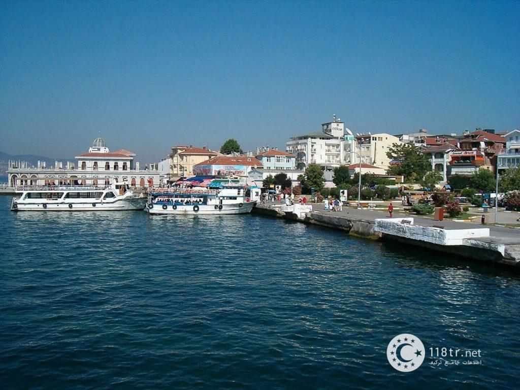 بیوک آدا جزیره بدون ماشین ترکیه 11