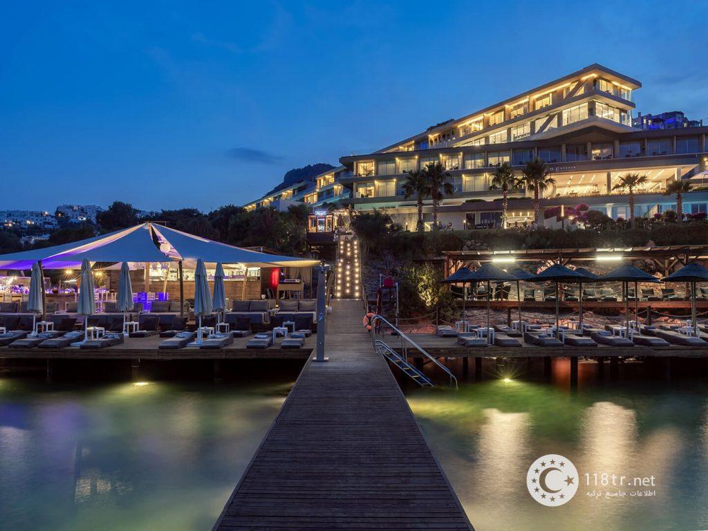 معرفی پنج هتل لاکچری بدروم 4