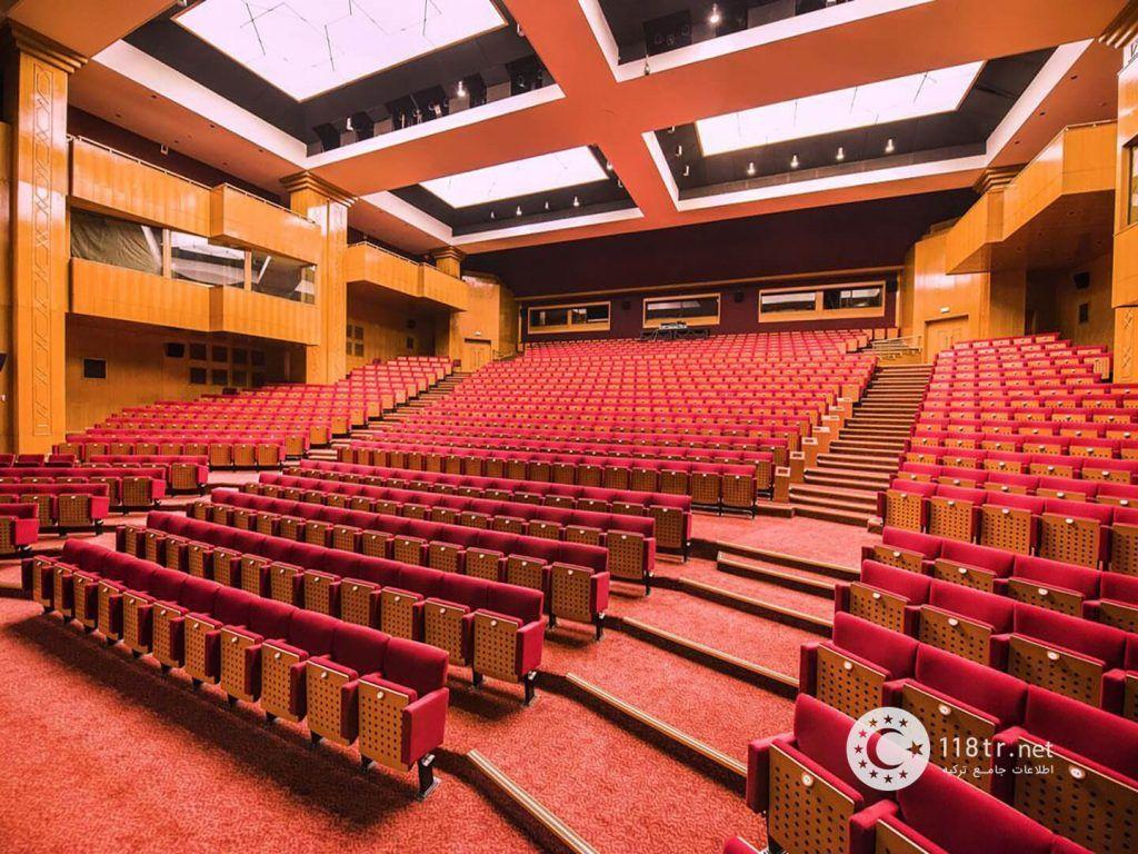مدرن ترین سالن های سینمایی استانبول 1