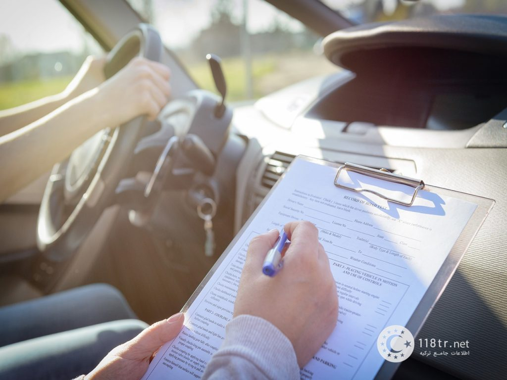 گواهینامه رانندگی در ترکیه برای ایرانیان 6
