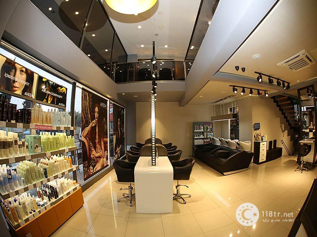 بهترین سالن های زیبایی استانبول 8