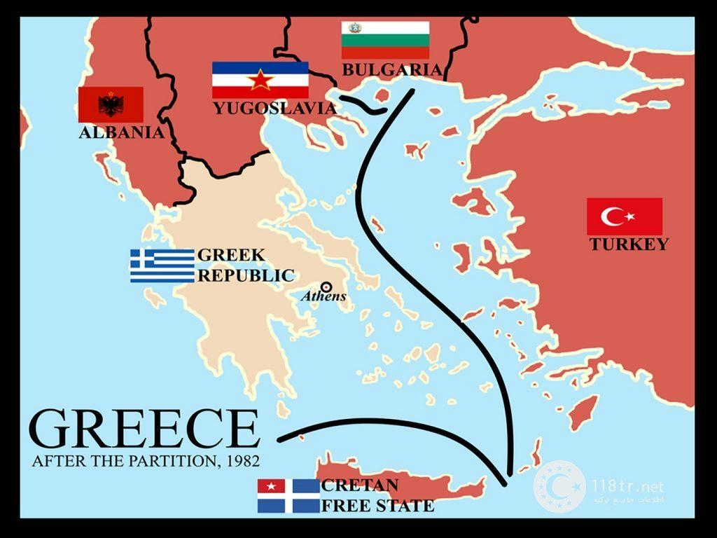 روابط دو همسایه قدیمی، یونان و ترکیه 2