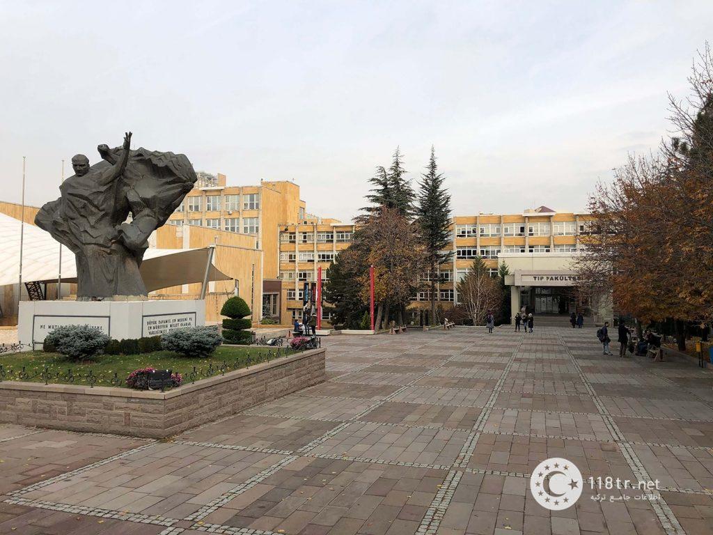 ۱۰ مورد از دانشگاه های برتر ترکیه 10
