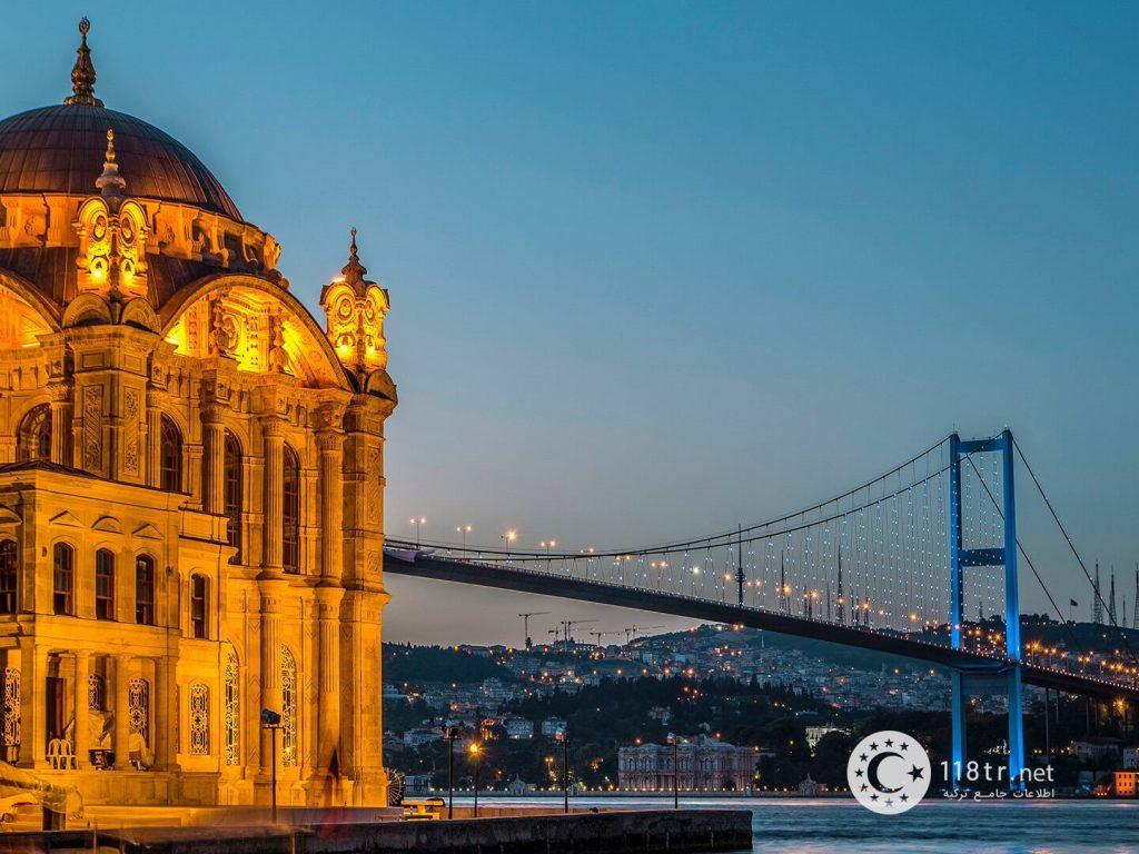 تفاوت قسمت آسیایی و اروپایی استانبول 5