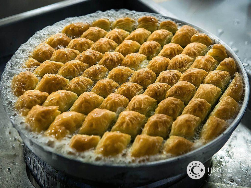 بهترین باقلوای ترکیه 1