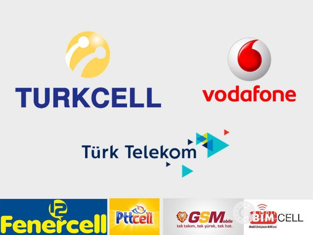 اپراتورهای تلفن همراه در ترکیه 2