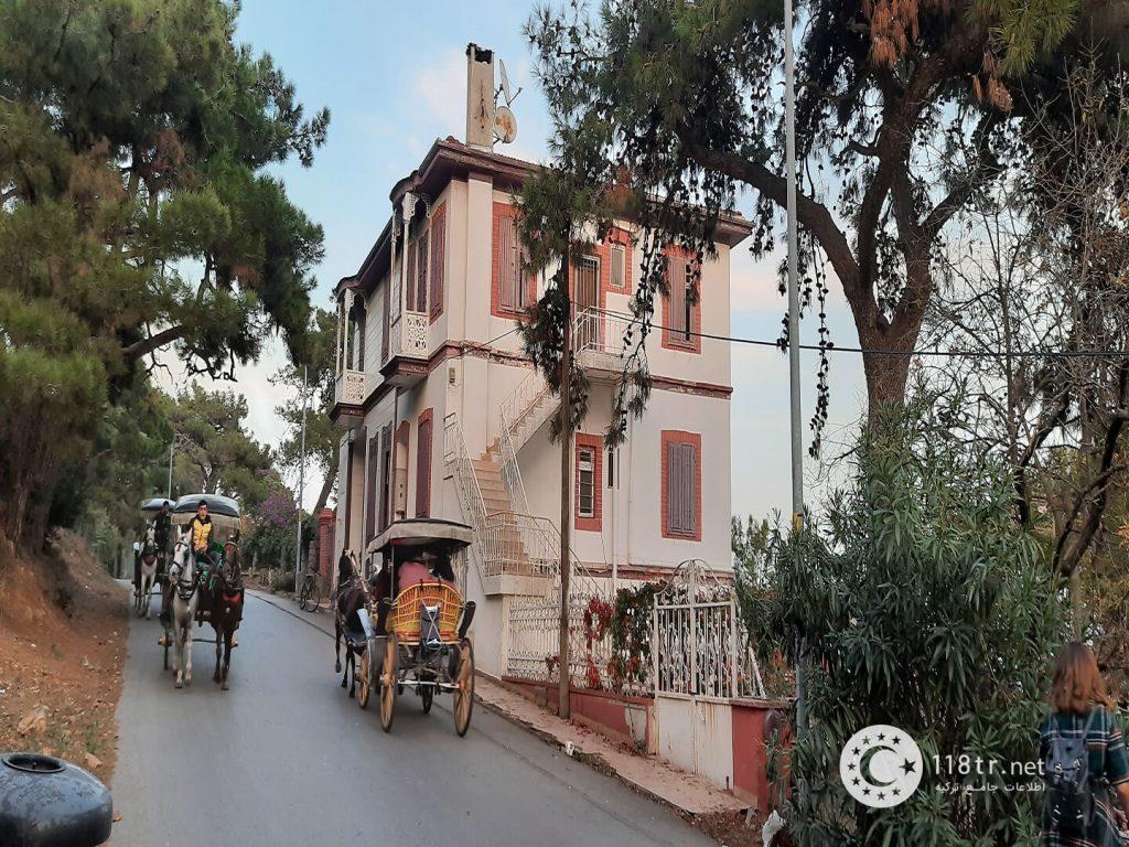 بیوک آدا جزیره بدون ماشین ترکیه 5