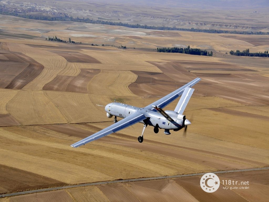 صنایع هوافضای ترکیه (TAI) 1