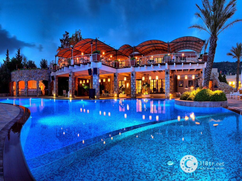 معرفی پنج هتل لاکچری بدروم 2