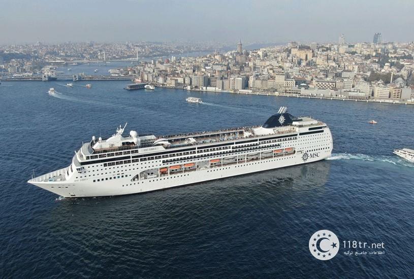 تور کشتی در استانبول 5