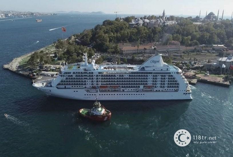 تور کشتی در استانبول 3