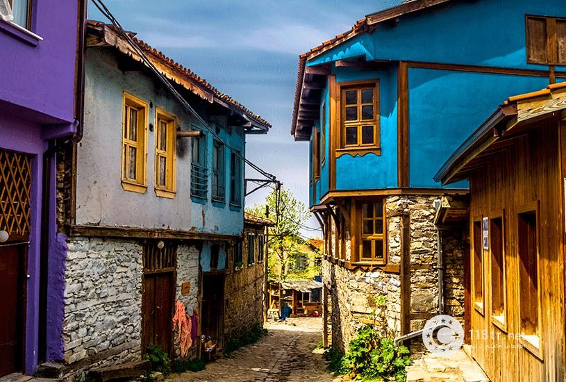 مکان های میراث جهانی یونسکو در ترکیه 7