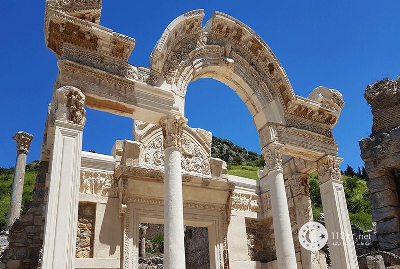 جاذبه های گردشگری و جاهای دیدنی ازمیر 5